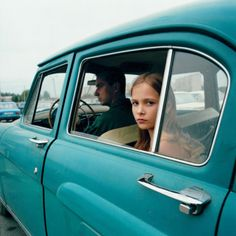"""Alicia, Ukraine fom the series """"strangely familiar"""", photo by Michal Chelbin. In this series, Michal Chelbin has photographed many small town athletes and performers : """"The images in this series. Color Photography, Film Photography, Street Photography, Photography Rules, Narrative Photography, Documentary Photography, Photography Magazine, Joel Sternfeld, Auto Girls"""