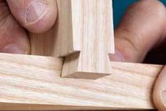 Sliding Dovetail Joints - I'm using this on a hanging shelf I'm making for my wife.