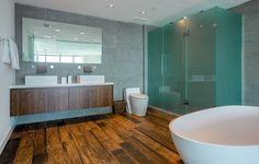 #bathroom #floatingvanity #freestandingtub #masterbathroom #miami #minimalist #mirror #modern #modernfaucet #modernsink #moderntoilet #moderntub #shower #soapdispenser #squarerecessedlights #squaresink #toilet #wallfaucet #wallmirror #walnutvanity #white #whitesink #whitetub