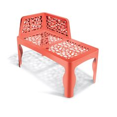 LAB23: Coral chaise longue - UrbanDesign