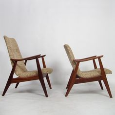Located using retrostart.com > Lounge Chair by Louis van Teeffelen for Wébé