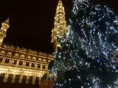 Christmas in Bruxelles