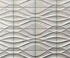Internationally known for their stonework, Testi Fratelli has collaborated with Pongratz Perbellini Architects to create this incredible Hyperwave stone wall panel collection.