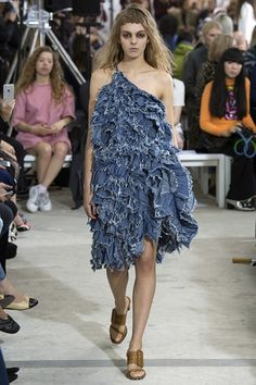 Marques Almeida Spring Summer 2015 Ready-To-Wear Collection