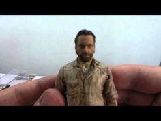 Rick Grimes Action Figure : Boneco Figura de Ação do The Walking Dead