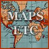 Maps ETC Homepage    Welcome to ETC's collection of historic maps. Here you will find over 5,000 maps representing many different time periods