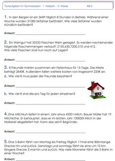 Übungsblatt zu Textaufgaben und Zweisatz | Schule | Pinterest ...