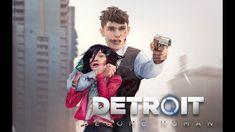 Detroit Become Human / Маркус / Прохождение #2