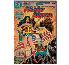 Wonder Woman Comic Book Cover Wall Decal #dccomics #wonderwoman $29.99