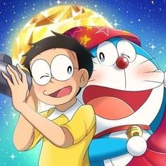 Noby et Doraemon Doremon Cartoon, Cute Cartoon Drawings, Cute Cartoon Pictures, Cartoon Characters, Cartoons Love, Disney Cartoons, Doraemon Wallpapers, Cute Wallpapers, Anime English