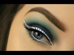 Urban Decay Alice Through The Looking Glass Makeup Tutorial - YouTube