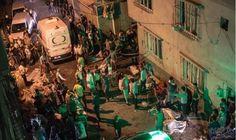تركيا تعمل على تحديد هوية الانتحاري في…: تركيا تعمل على تحديد هوية الانتحاري في غازي عنتاب