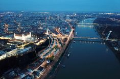 VYDRICA: Prvé vizualizácie nového projektu, Bratislavský kuriér Bratislava, Tower, Places, Outdoor, Instagram, Outdoors, Rook, Computer Case, Outdoor Games