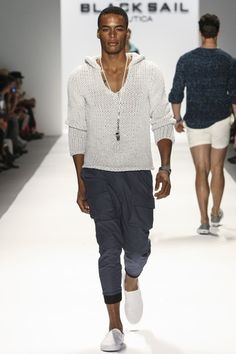 Nautica Spring Summer 2014 NYFW Fashion Show