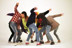 """(BLOG) Weekly Idol x MONSTA X Source: MBC Every1 """