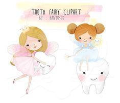 Taking Care Of Your Teeth, Does Not Have To Be Difficult. You may think of a nice set of teeth is best for physical appearance, but it's also important for your overall health, too. Fairy Clipart, Cute Clipart, Tooth Fairy Pictures, Cute Tooth, Dental Logo, Dental Kids, Cute Fairy, Dibujos Cute, First Tooth