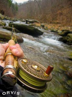 saudade de poder pescar...