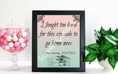 Real Housewives Printable Quote Art Taylor by ScreenQuotes on Etsy