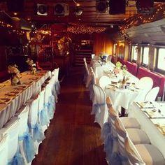 Whole venue, Battersea Barge - Best Prices - Tagvenue