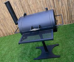 True Texas Pits is under construction Bbq Pit Smoker, Barbecue Smoker, Grilling, Small Bbq, Small Grill, Diy Grill, Texas Bbq, Homemade Bbq, Fire Bowls
