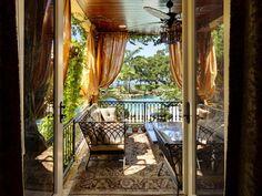 A Mediterranean Modern Mansion Designed in Moorish Style - http://www.interiorredesignseminar.com/interior-design-ideas/a-mediterranean-modern-mansion-designed-in-moorish-style/