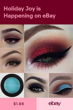 1c27f405f9e Eye Shadow Health & Beauty #ebay Green Eyeshadow, Matte Eyeshadow,  Eyeshadow Makeup