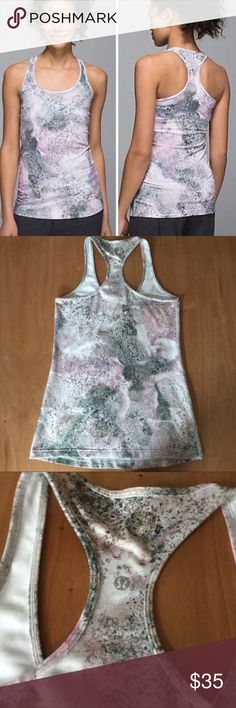 Lululemon Racerback Tank This tank is in perfect condition! Size 10. No size tag though. Smoke and pet free home. No trades. Offers welcome! lululemon athletica Tops Tank Tops