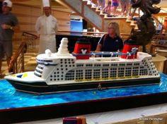 Disney Dream cake! wow!
