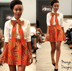 Its African inspired. ~Latest African Fashion, African Prints, African fashion styles, African clothing, Nigerian style, Ghanaian fashion, African yywomen dresses, African Bags, African shoes, Nigerian fashion, Ankara, Kitenge, Aso okè, Kenté, brocade. ~DK