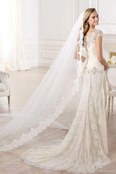 Atelier Pronovias 2014 Wedding Dress