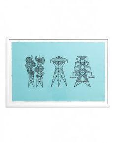 Adorned Pylons    Dan Funderburgh