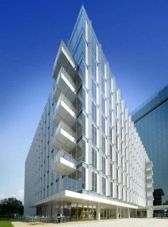 City Green Court by Richard Meier and Partners