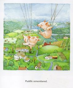 """Toot and Puddle"" by Holly Hobbie"