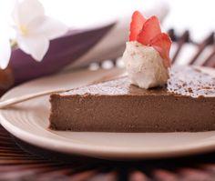 Creamy Milk Chocolate Pie – Sugar Free