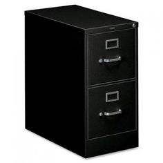 310 Series Two-Drawer, Full-Suspension File, Letter, 26-1/2d, Black by HON (Catalog Category: Furniture amp; Accessories / File Cabinets)  310 Series Two-Drawer, Full-Suspension File, Letter, 26-1/2d, Black by HON (Catalog Category: Furniture amp; Accessories / File Cabinets)  Features : Manufacturer: HON  Color : black Product dimensions : 30.5x29x16.5 inches Product weight : 60 pounds