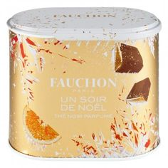 Fauchon Christmas Eve Tea - I wish I could find where to buy this.  The Fauchon site will not let me ship it to the US