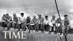 The Fascinating History Behind the Legendary 1932 'Lunch Atop a Skyscraper' Photo