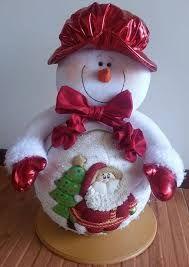 Resultado de imagen para moldes muñecos navideños paño lenci Felt Christmas Decorations, Christmas Fabric, Christmas Centerpieces, Holiday Decor, Christmas World, Christmas Snowman, Christmas Time, Christmas Ornaments, Snowman Crafts