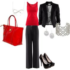 """work formal #3"" by brittanyannthomas on Polyvore"