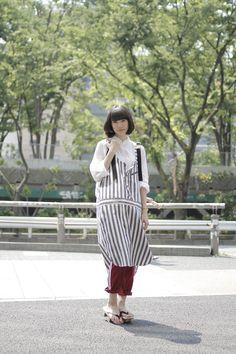 [Street Style] 和田瑠美   Harajuku (Tokyo)