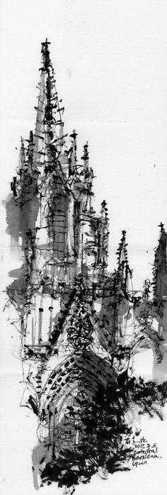 20130706 Catedral de Barcelona