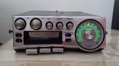 Vintage Pioneer KP-500 Super Tuner Radio Cassette Tape Player FM Stereo Amazing  #Pioneer Pioneer Car Stereo, Radios, Stereo Speakers, Boombox, Audiophile, Car Audio, Vintage Cars, Amazing, Tech