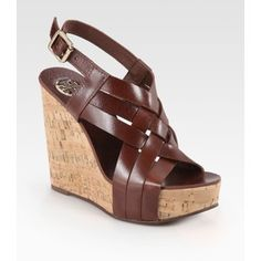 Tory Burch Ace High Wedge  Monkee's of Chapel Hill  919.967.6830 possible prom shoes?