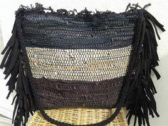 Woven Bag,Bohemian bag,Handmade, leather, Kourelou bag,Killim bag, Boho  bag ,Messenger bag, Boho chic,Stripes,Fringes,elegant, Boho bag,