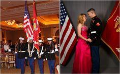 Evening dress marine corps jrotc