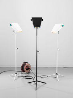 The Droid Lamp, by Jangir Maddadi. Retro-Robotic Sculpture. Photo Credit. Jonas Lindström