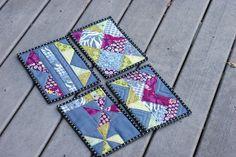 mug rugs 018 by gock's frocks, via Flickr