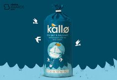 The Dieline Awards 2014: Prepared Food, 2nd Place – Kallo — The Dieline - Package Design Resource