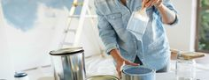 What began as a marketing tool has now become a company policy for Valspar. Here's how to return Valspar paint. Home Improvement Loans, Home Improvement Projects, Painting Tips, House Painting, Apartment Painting, Chalk Painting, Home Renovation, Home Remodeling, Valspar Paint Colors