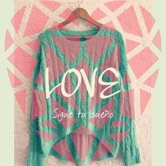 sweater peludo